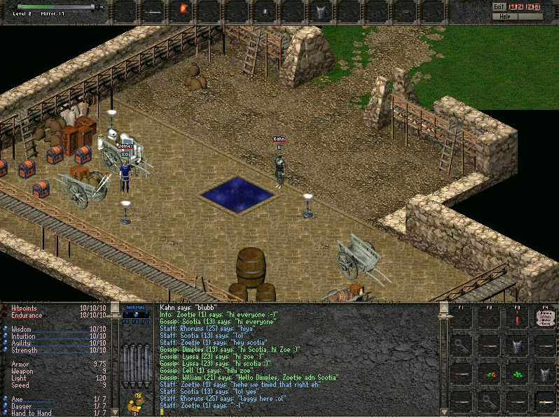3 player online multiplayer games