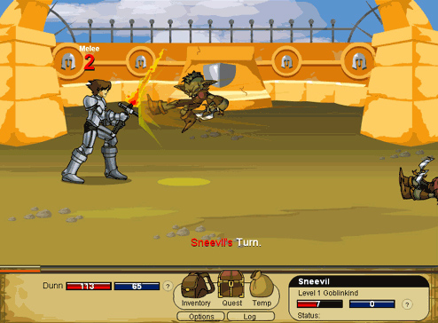Dragon Fable, Dragon Fable Online