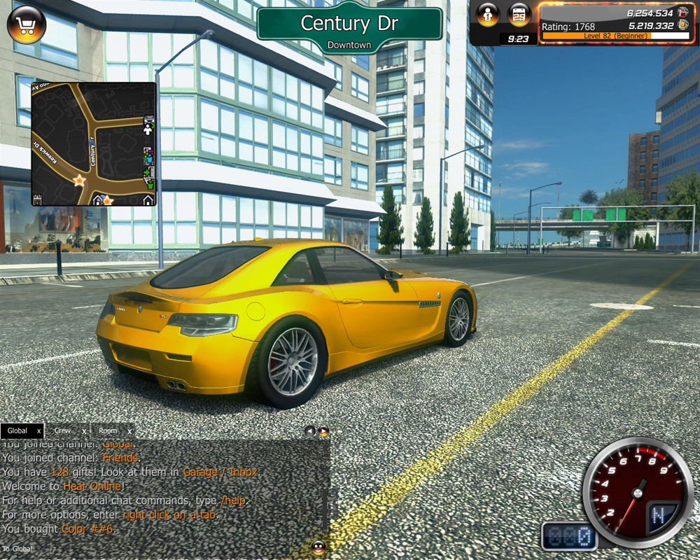 free online real racing game