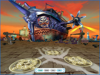 pirates king online