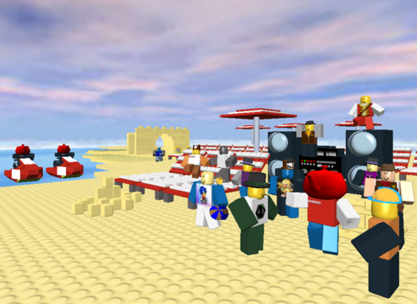 Roblox Free Multiplayer Online Games