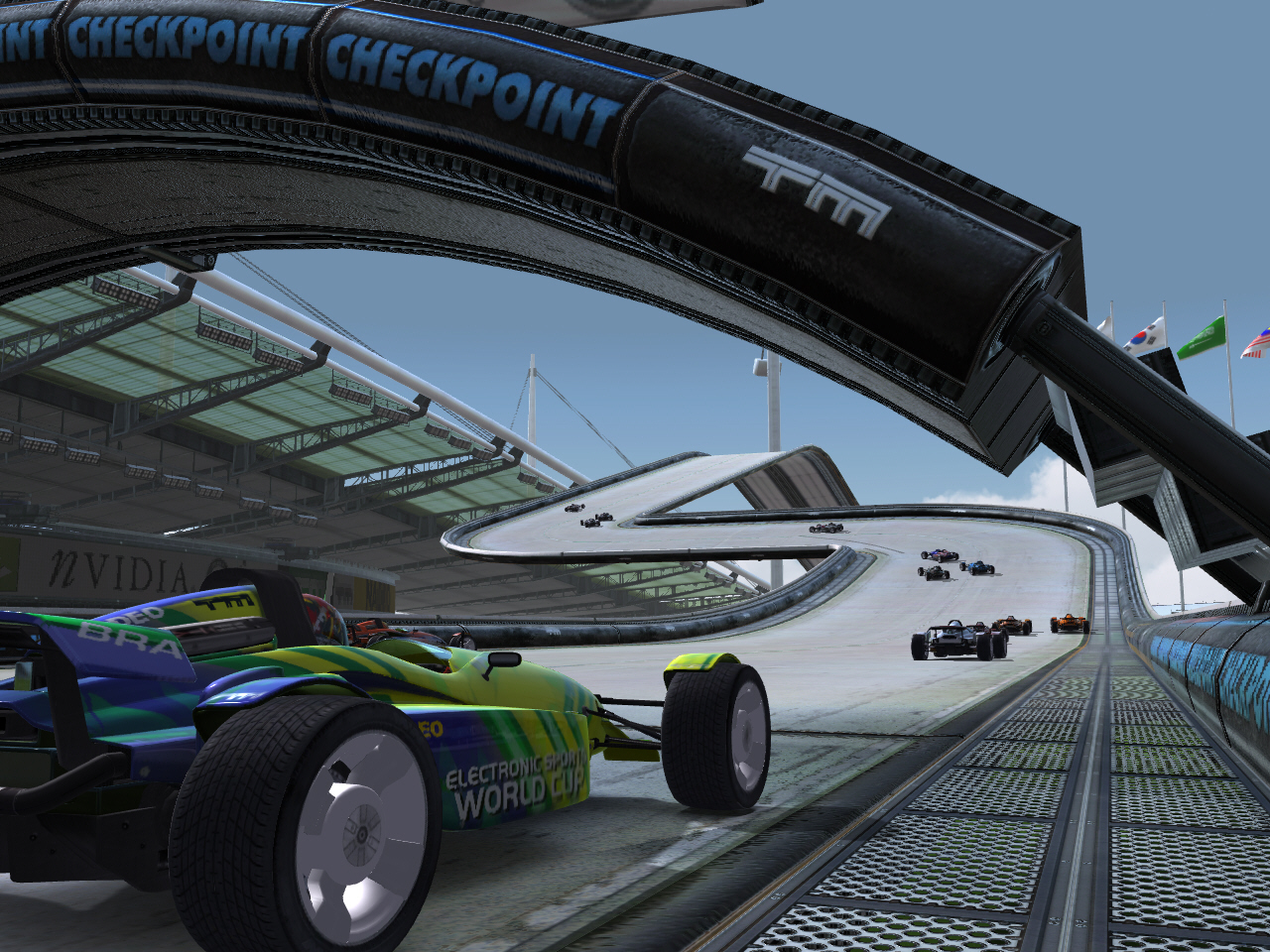 play free all racing games online