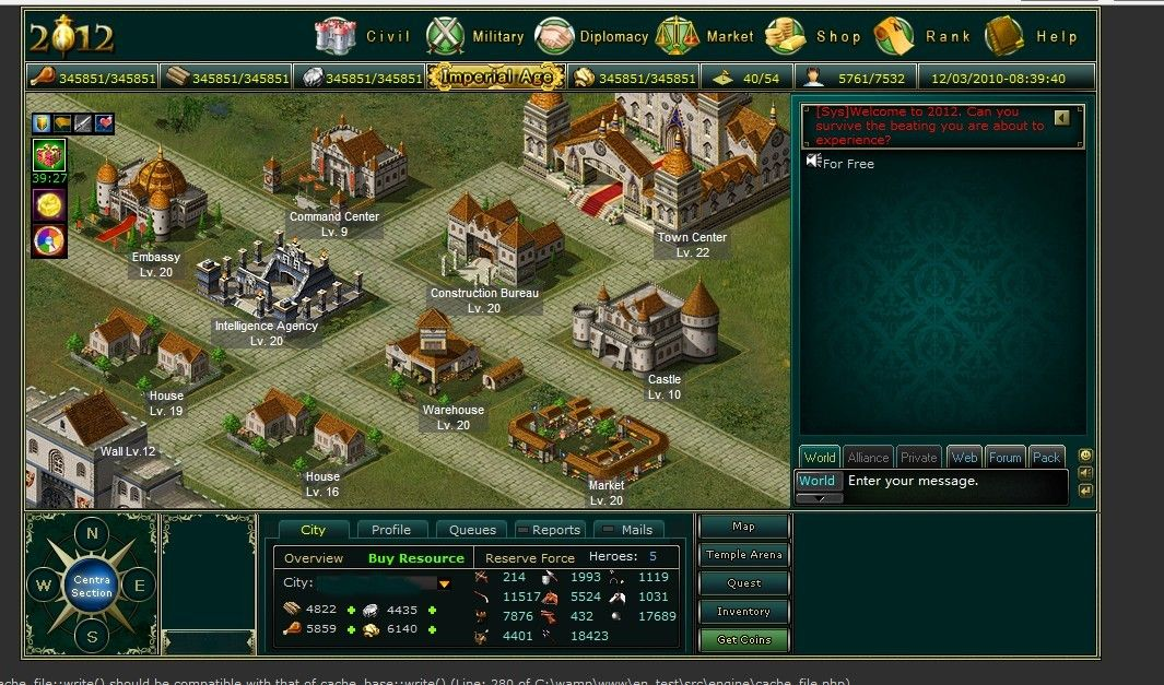 strategy games to play online